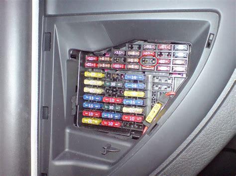 Sicherungskasten Golf 4 Fsi Bj 2003 Ich Hab Da Mal Ne Frage