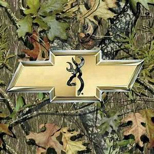 Chevy bow tie Browning and mossy oak camo   Things I love ...