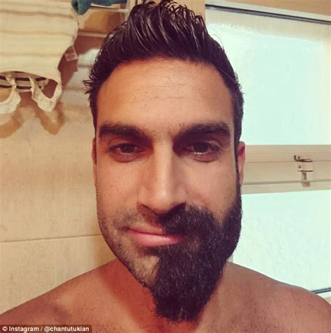 beard shaving look unrecognisable after their beards daily mail