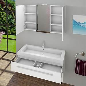 Unterschrank Mit Waschbecken : waschtisch mit waschbecken unterschrank city 101 120cm ~ A.2002-acura-tl-radio.info Haus und Dekorationen