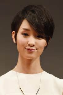 Short Emo Hairstyle with Bangs