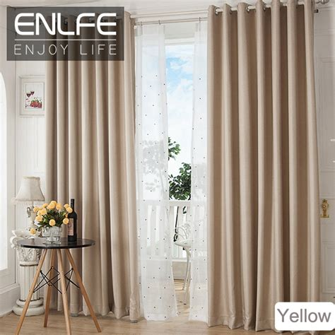 enlfe 2015 new sale home textile fashion curtain