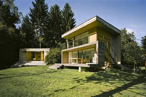 Holzhaus 40 Qm Grundfläche by Haus Kr35 Sol Haus