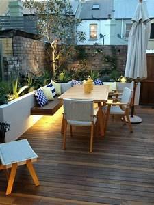 Seat Muret : terrasse en bois 75 id es pour une d co moderne ~ Gottalentnigeria.com Avis de Voitures