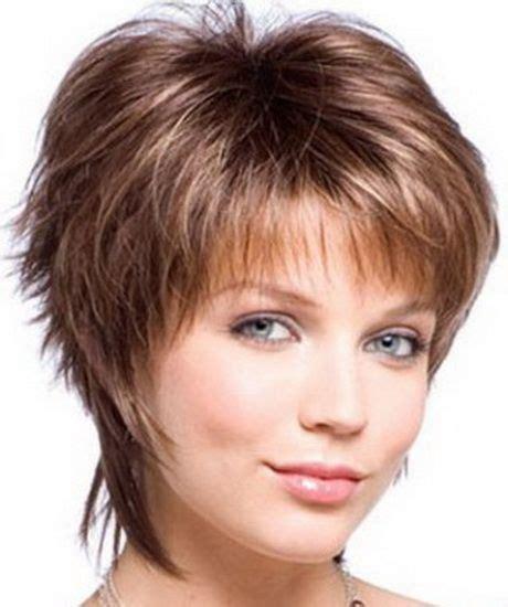trendige kurzhaarfrisuren fuer damen  frisuren