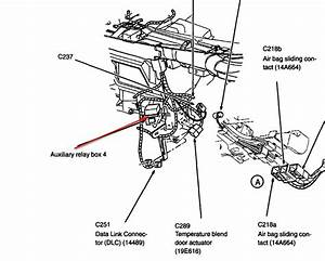 How To Get To The Signal Relay On 2002 F150 Crew