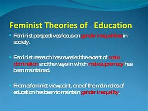 interactionist perspective feminism
