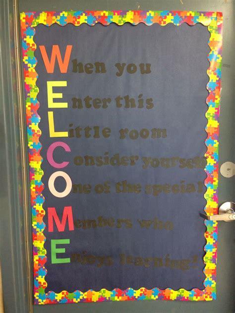 class door decoration   grade