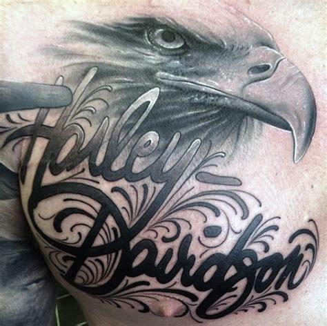 selected harley davidson tattoos parryzcom