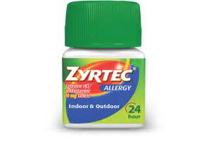 ZYRTEC® Tablets for Allergy Symptom Relief - ZYRTEC®  Cetirizine Allergy