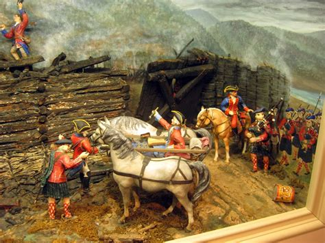 Cluck Amok Fort Ligonier; My French And Indian War Tour Part 1