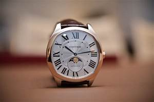 Drive de Cartier Moon Phases - Hands-on Review SIHH 2017 ...