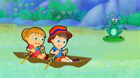 Row Boat Rhyme by Nursery Rhymes For Chi Row Row Row Your Boat