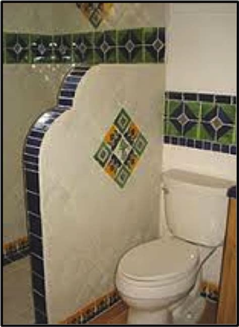 remodel your shower with mexican tile mexican tile designs