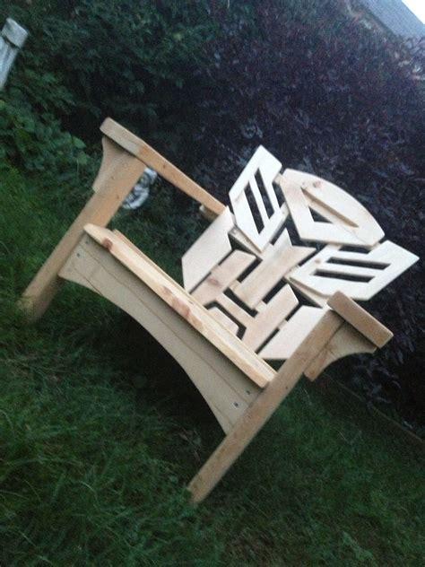 autobots adirondack muskoka chairs wooden lawn chairs
