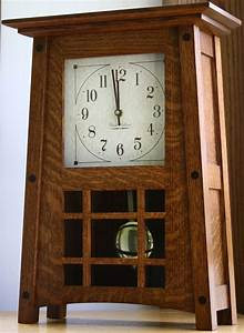 Amish McCoy Mantle Clock Amish Valley Products