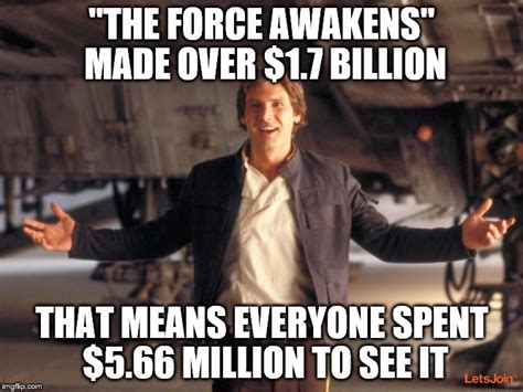 Han Solo Meme - image gallery han solo meme