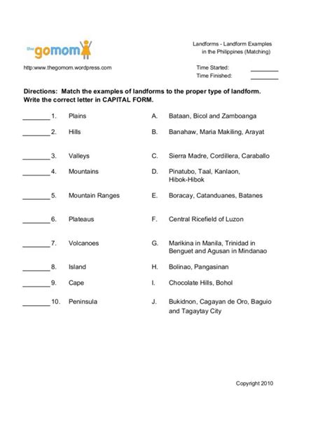 science worksheets for grade 4 philippines science