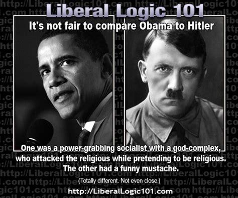 Obama Hitler Meme - dc school asks students to compare george w bush to hitler us message board political