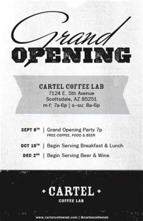 Cartel coffee lab 2516 n campbell ave tucson az 85719. Scottsdale Grand Opening - Cartel Coffee Lab - Arizona Coffee