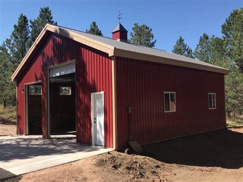metal barn kit easy  metal building garage diy steel