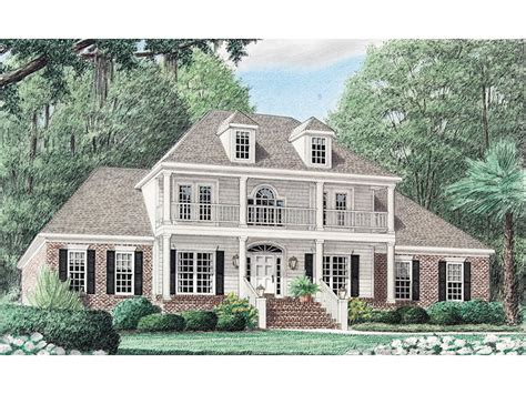 plantation home blueprints birkelle plantation home plan 025d 0052 house plans