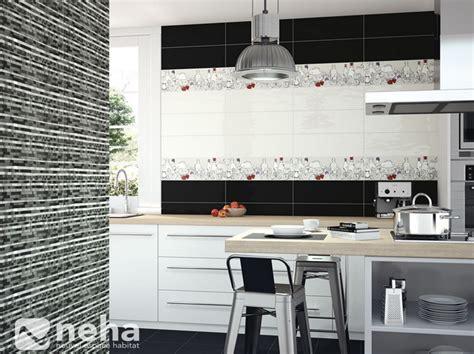 faience cuisine et blanc faience cuisine noir et blanc
