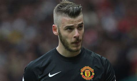 De Gea And Rooney To Start, Man Utd Without