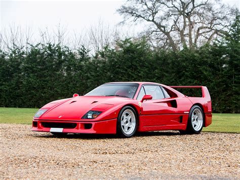Classic Ferraris For Auction In The Usa And The Uk