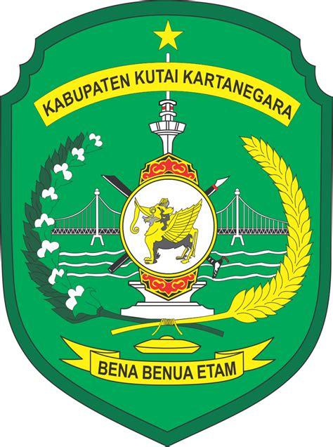 vector logo  kabupaten kota kalimantan timur cdr
