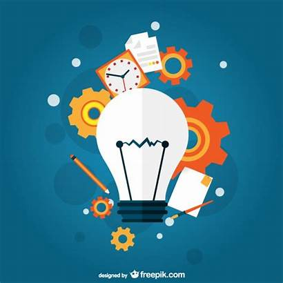 Idea Gratis Creative Creativa Kreatifitas Freepik Concepto