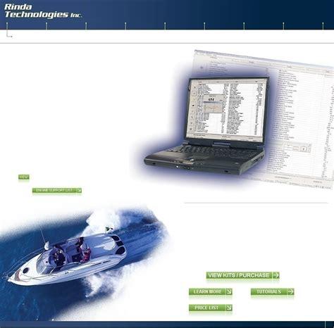 rinda technologies  marine  industrial engine