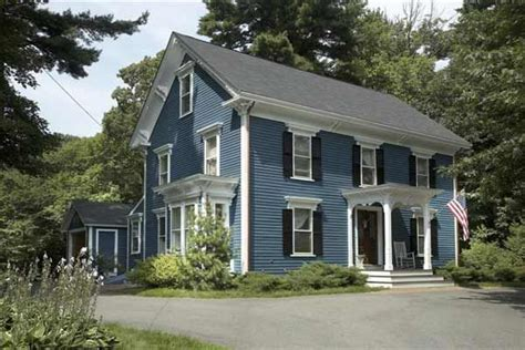 paint color ideas for colonial revival houses for the