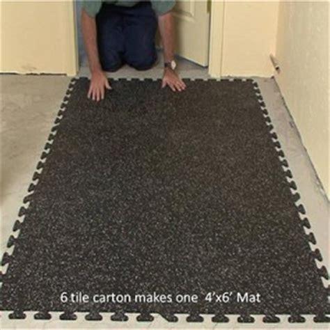 ez flex interlocking rubber floor tiles  floor mats