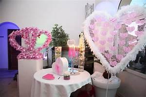 Accessoires Deco Mariage : coeur deco mariage le mariage ~ Teatrodelosmanantiales.com Idées de Décoration