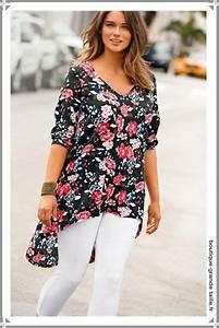 tunique feminine grande taille forme liquette manche mi With robe liquette
