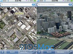 Apple to drop google provide own map data in ios 6 for Apple dropping google maps in ios 6 for in house 3d maps app