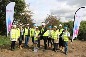 Ground-breaking ceremony held for Clarendon Living's first ...
