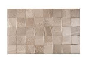 fiji grey ceramic wall tile pack of 10 l 400mm w 250mm