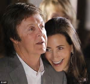 Paul McCartney: Murder, the Mob and the new Lady Macca
