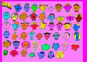 Image - Mr. Men and Little Miss poster 2 - The Little ...