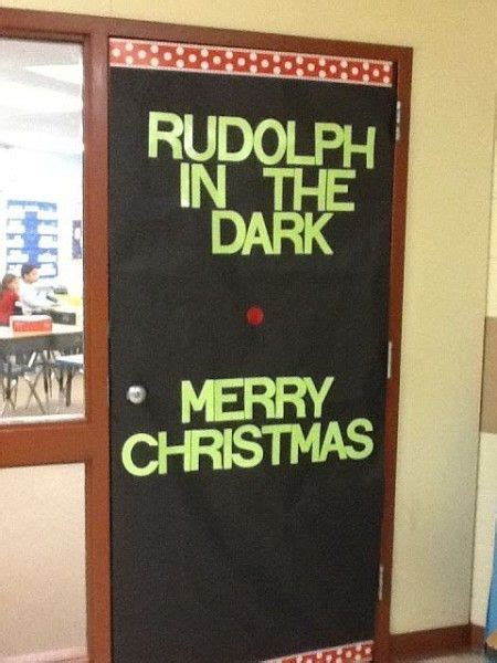 Office Door Christmas Decorating Contest 25 unique christmas door ideas on pinterest christmas