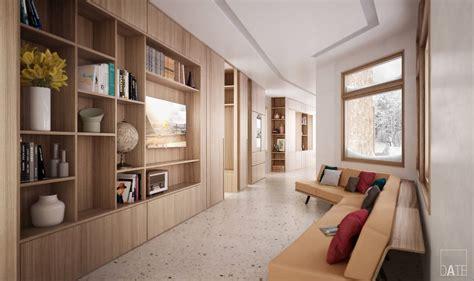 v interior design mountain retreat david tezza chaos