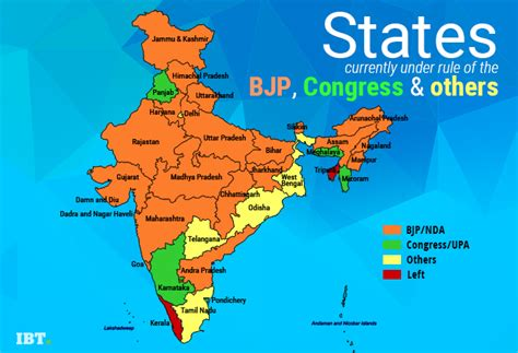 Modi Record: At 19, BJP and allies rule more states than ...