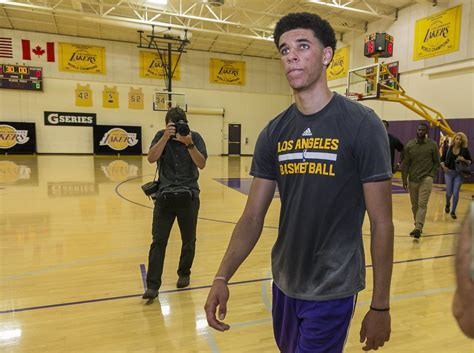 NBA Draft rumors: Lonzo Ball out of shape in Lakers ...