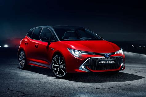 Toyota Corolla 2019 Uk new toyota corolla will make uk factory 85 hybrid