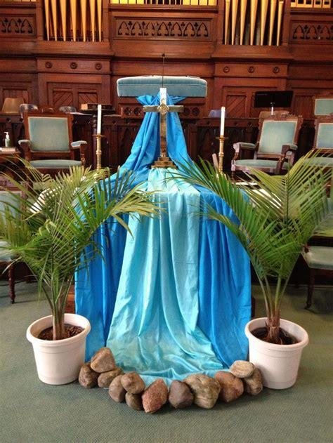 church altar decorations ideas  pinterest