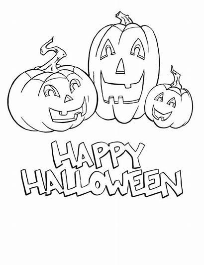 Halloween Kolorowanki Coloring Happy Druku Printables Disney