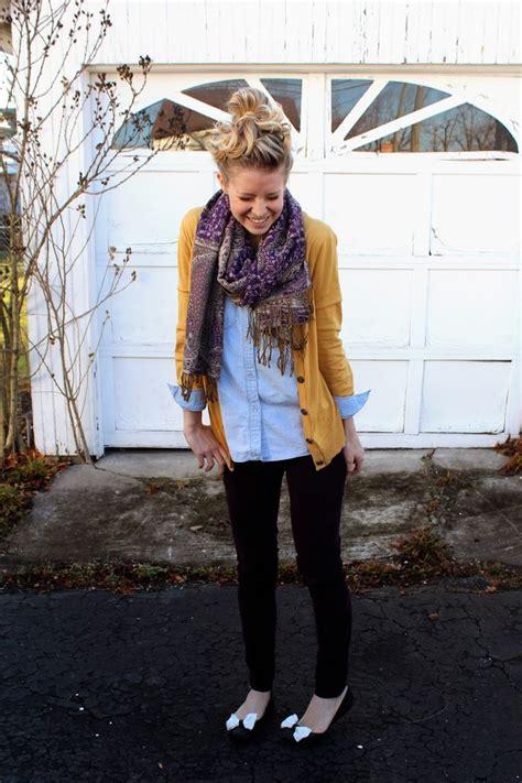 25+ Best Ideas about Mustard Cardigan on Pinterest | Mustard cardigan outfit Mustard sweater ...