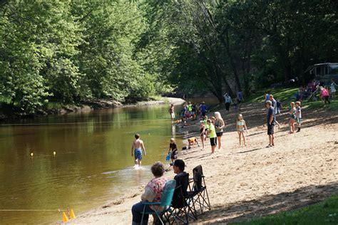 rivers campground tubing explore minnesota